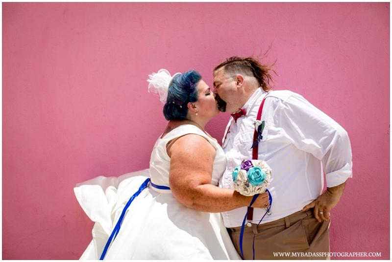 Kris & Nathan // Doctor Who Themed Weddings