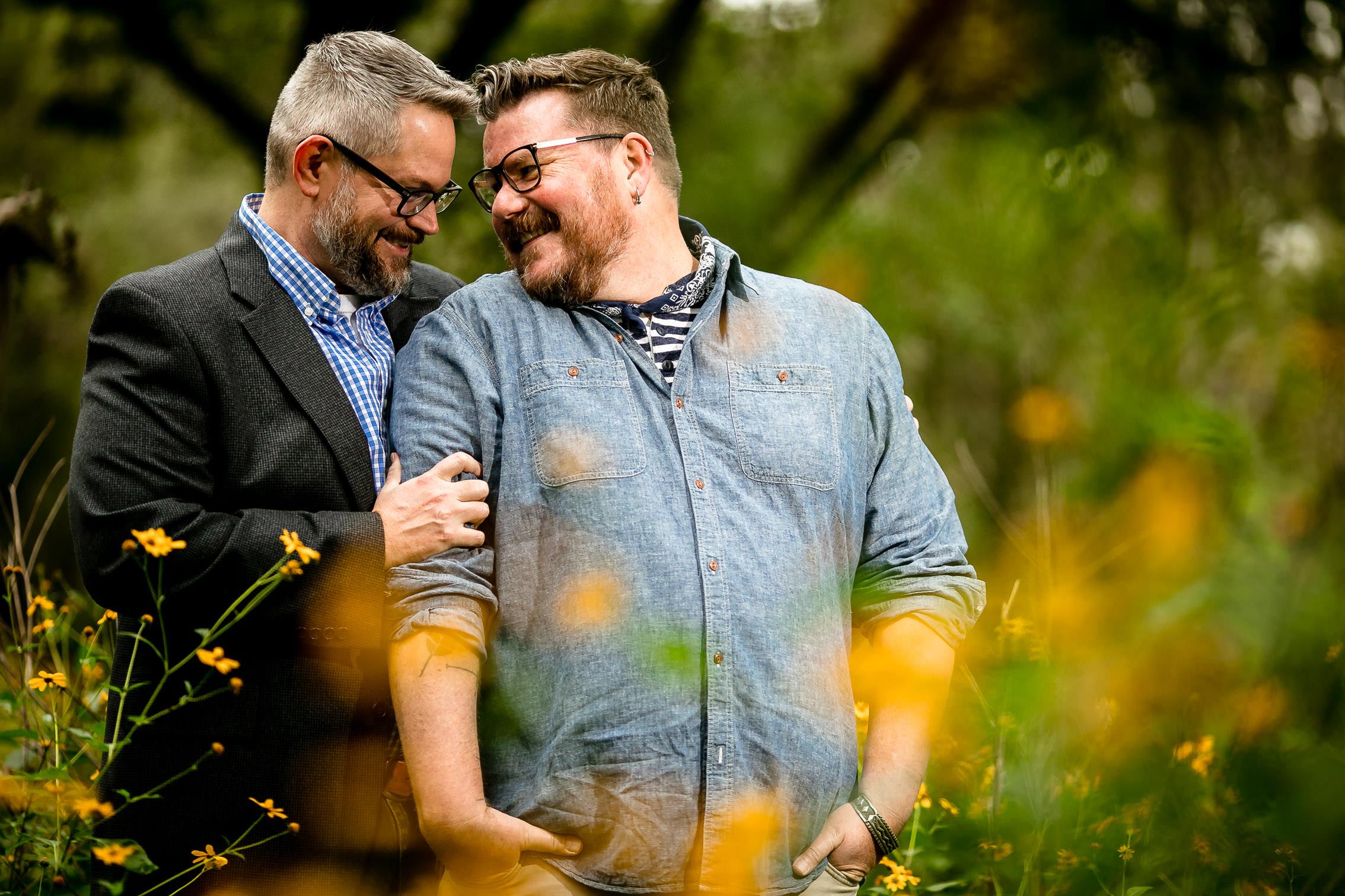 LGBT Engagement Photographer