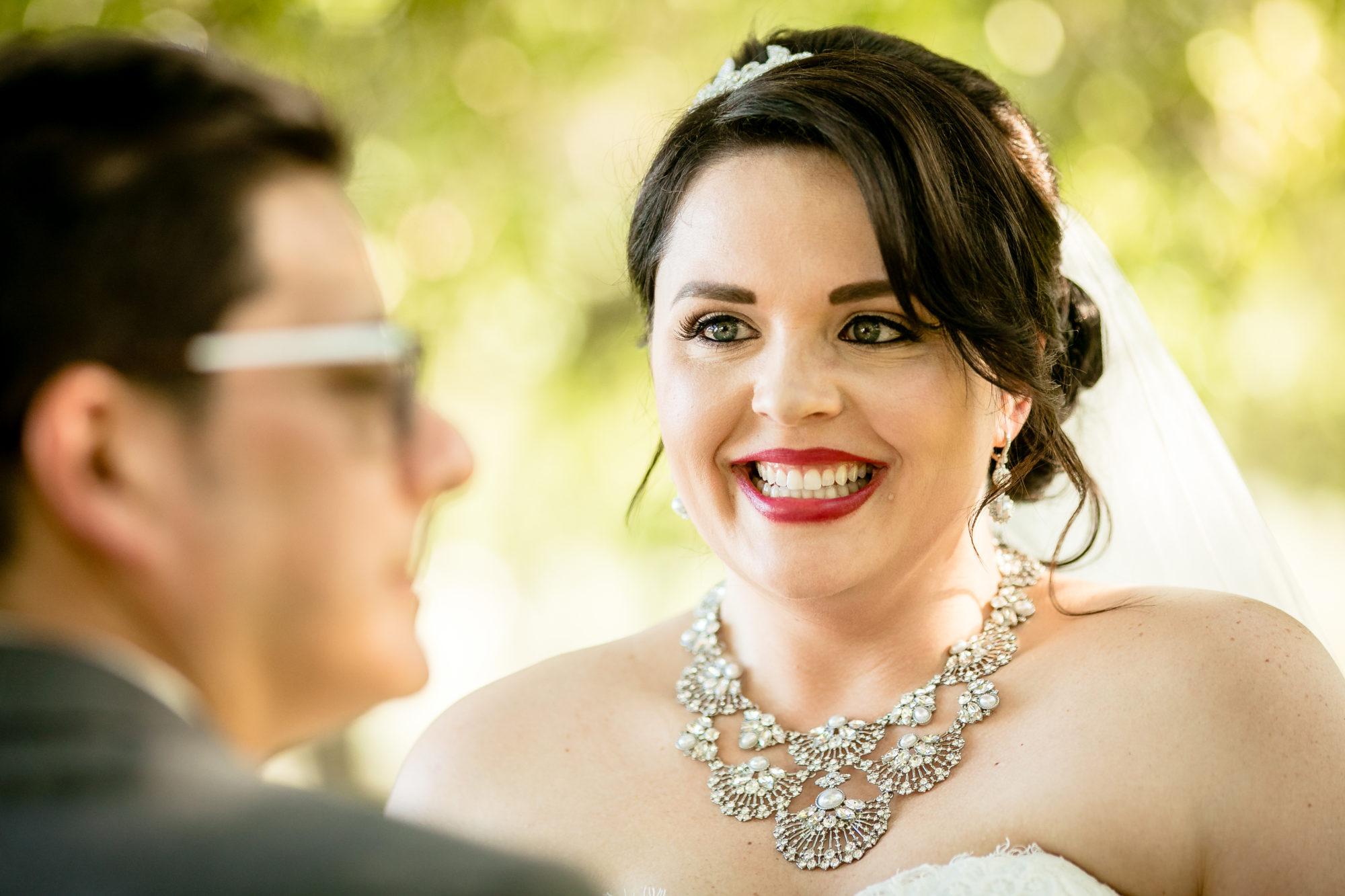 Wedding at a vineyard