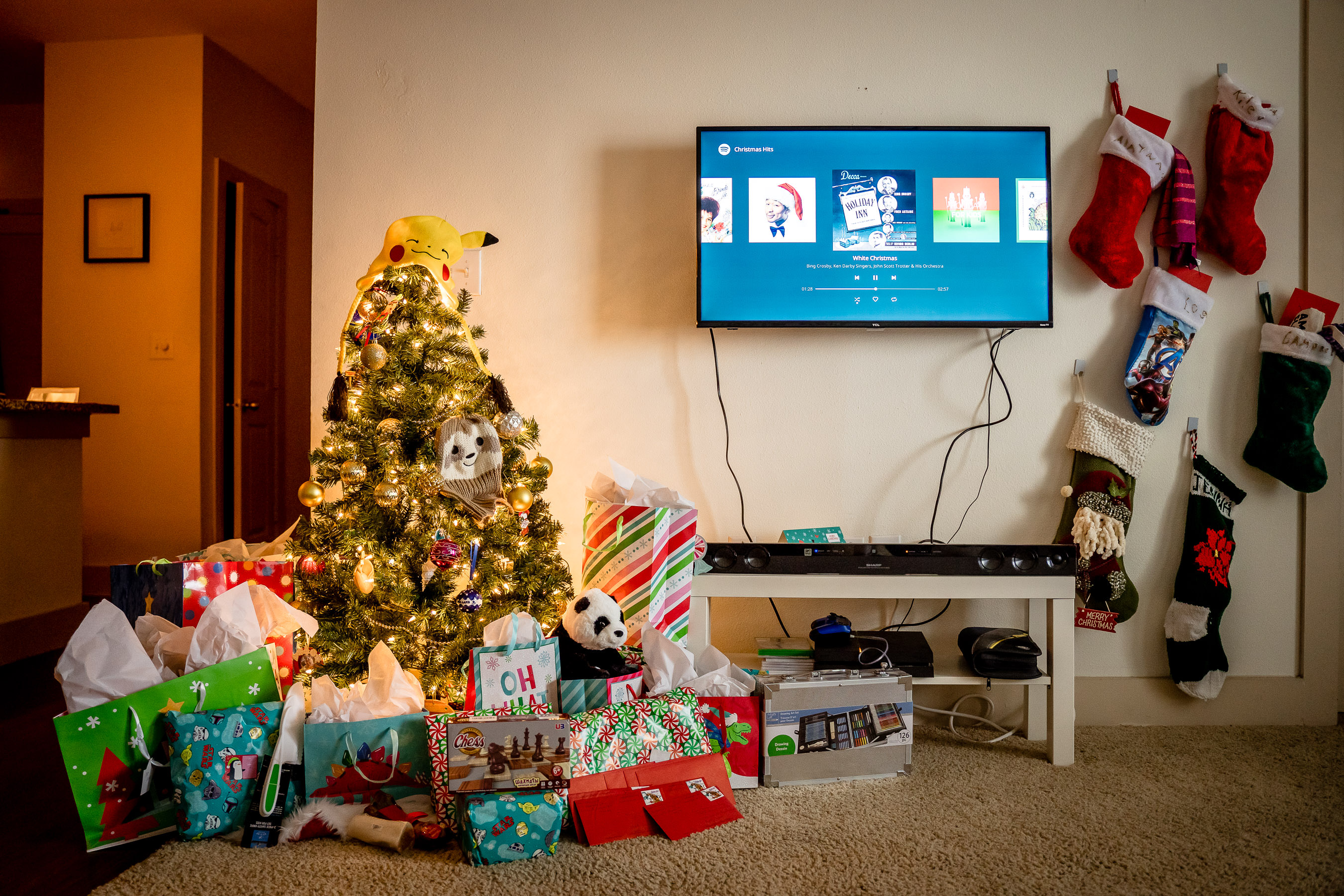 My First Christmas with Kids