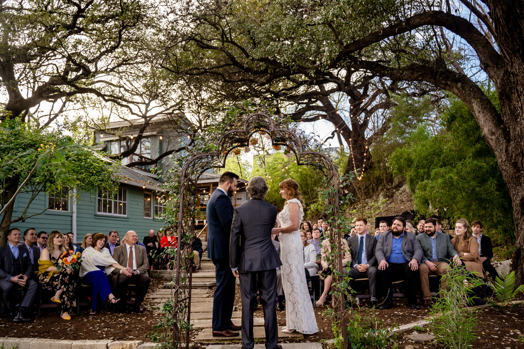 Wedding at The Sanctuary in Austin