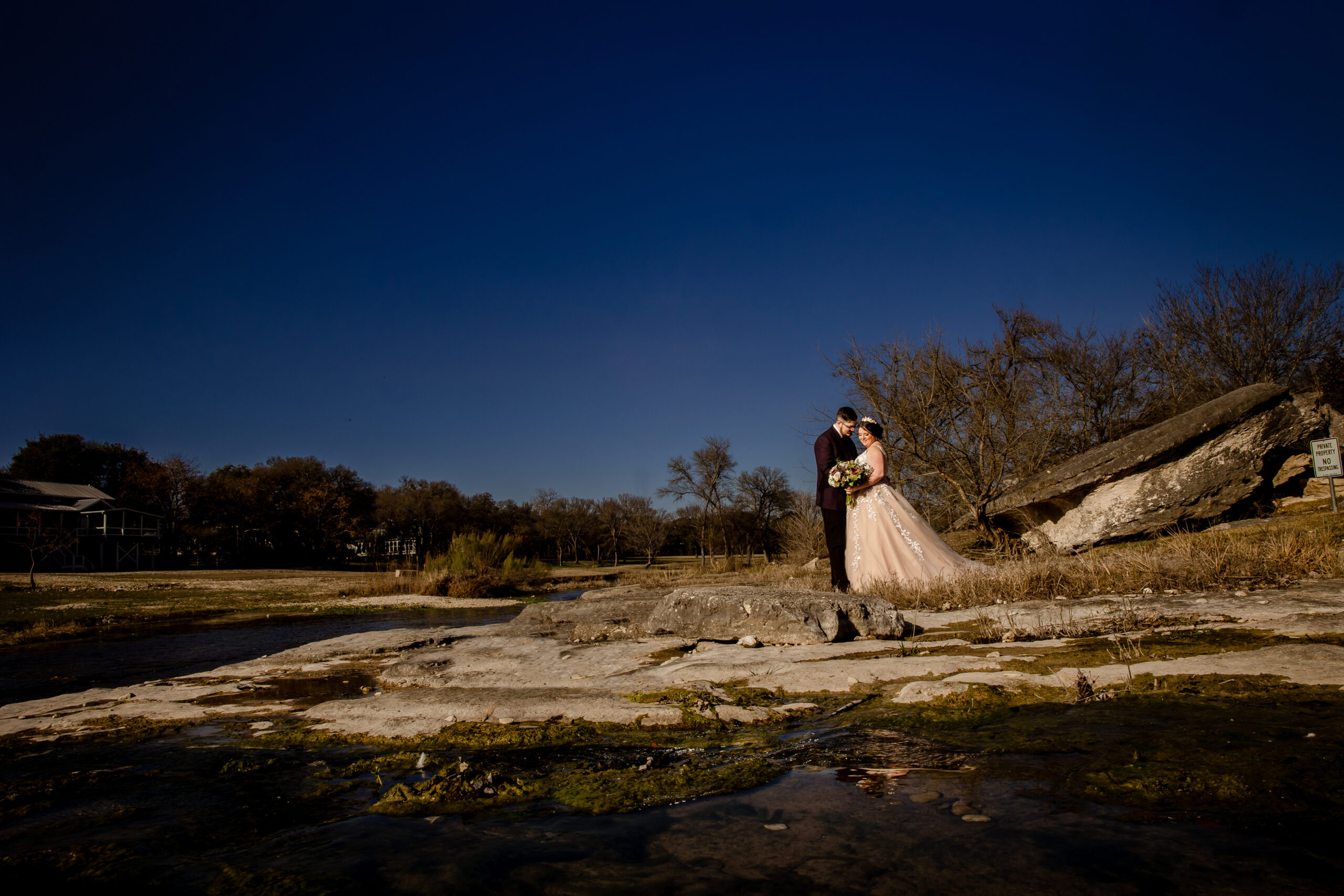 Jessica & Jacques // The Inn on the Creek